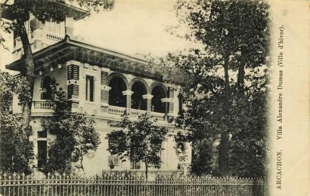 Villa Alexandre Dumas (Ville d'Hiver)