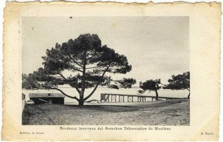 Débarcadère du Moulleau